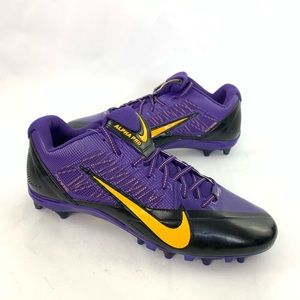 Nike Flywire Alpha Pro Low Football Cleats
